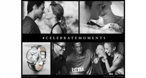 Baume & Mercier Celebrate Moments