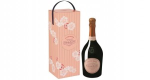 Boite Metal Cuvee Rose Laurent-Perrier