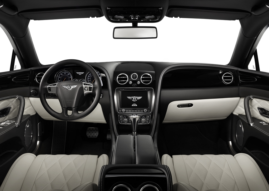 Flying Spur 16MY Interior
