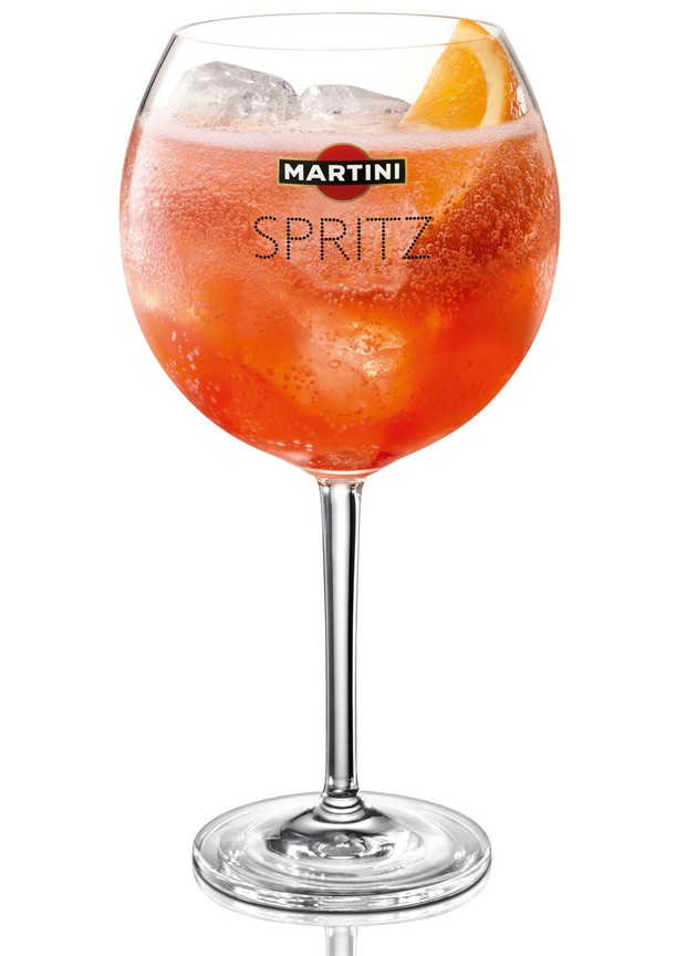 Martini Spritz Royale