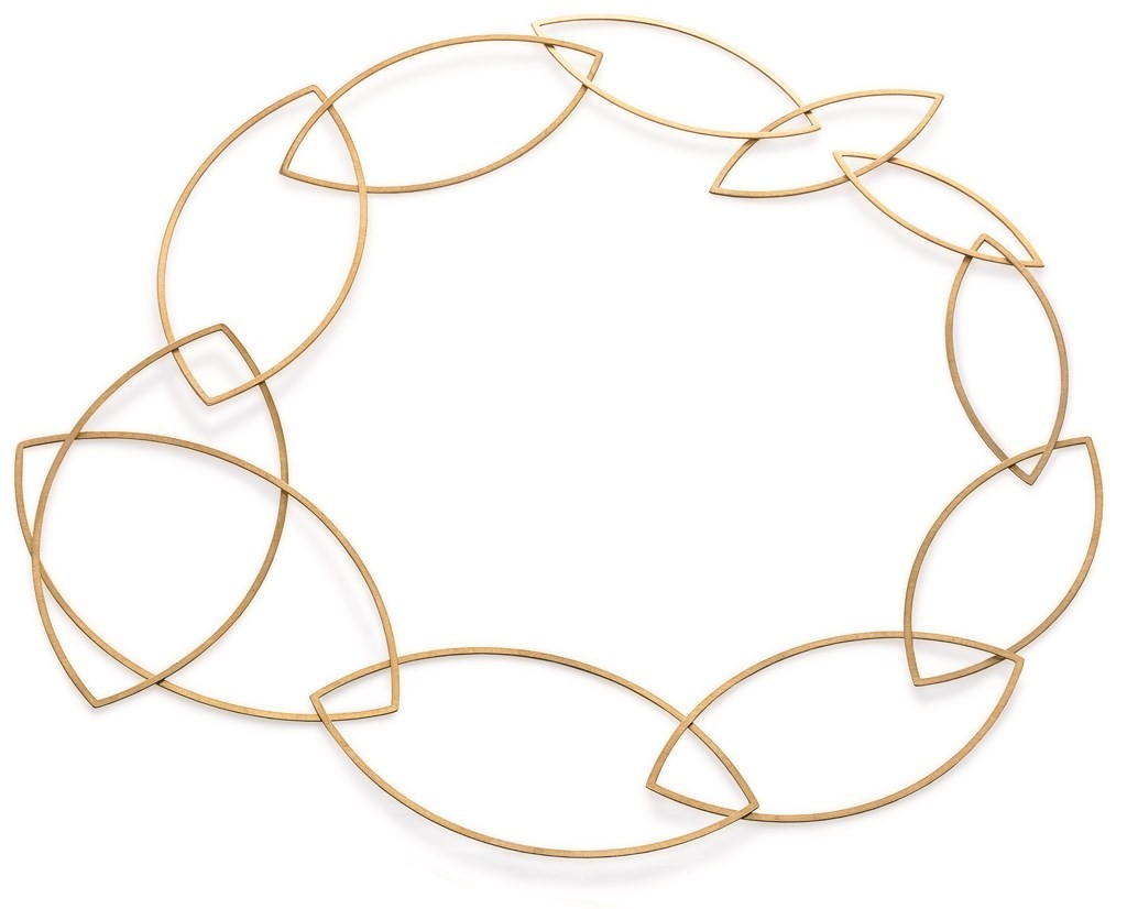 Niessing-collier-Pointed-Oval