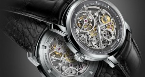 Vacheron Constantin Patrimony Traditionnelle tourbillon 14 jours squelette