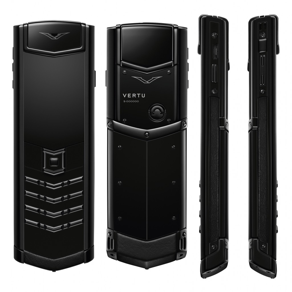 Vertu Signature_Ultimate Black