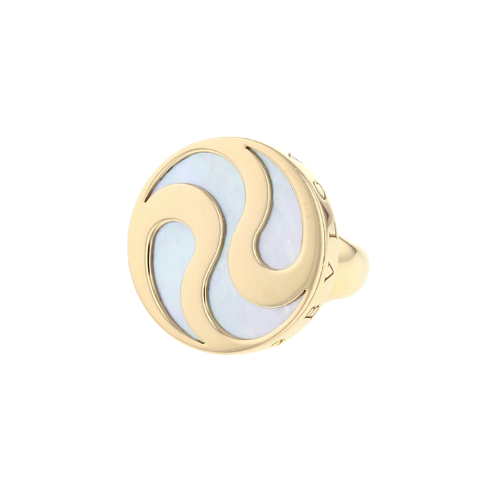 bague Bulgari Collector Square