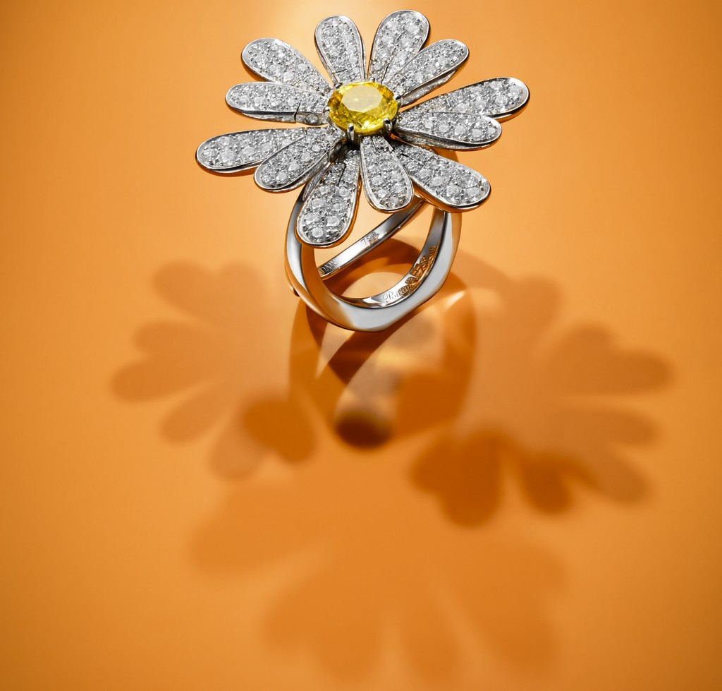 bague Flower Poiray 1